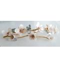 Nueva fecha Curso online de Flores Joya preservadas tratamiento Nacar 27 y 28 de noviembre