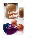 Curso online sombreros de fieltro 4 y 5 de junio.