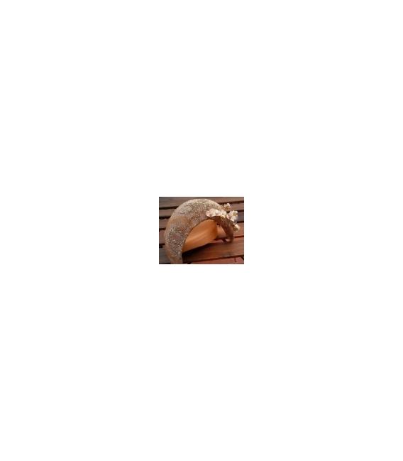 Curso online de coronas y tocados con horma de madera 13 y 14 de agosto