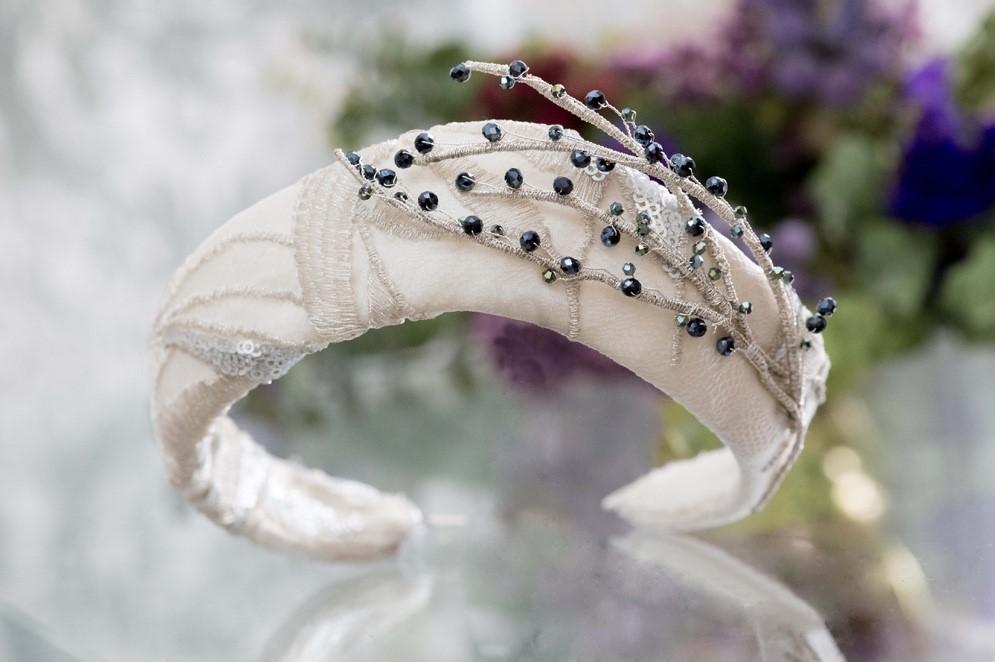 Diademas para novia